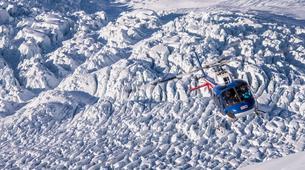 Helicoptère-Glacier Franz Josef-Twin Glacier helicopter flight from Franz Josef Glacier-4
