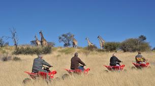 Quad biking-Pretoria-Quad safari excursion in Cullinan near Pretoria-1