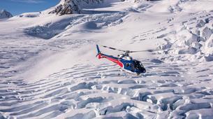Helicoptère-Glacier Franz Josef-Scenic helicopter flight from Fox Glacier-1