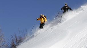 Ski touring-Val d'Isère, Espace Killy-Ski touring in Val d'isère, Espace Killy-2