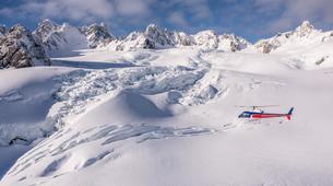 Helicoptère-Glacier Franz Josef-Scenic helicopter flight from Fox Glacier-6