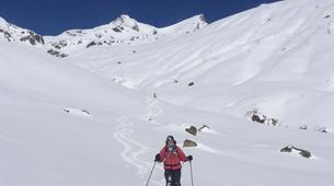 Ski touring-Val d'Isère, Espace Killy-Ski touring in Val d'isère, Espace Killy-3