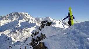Backcountry Skiing-Avoriaz, Portes du Soleil-Backcountry skiing day trip in the Portes du Soleil-1
