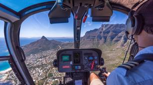 Helicopter tours-Cape Town-Atlantic Coast Scenic Flight near Cape Town-3