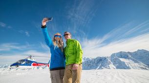 Helicopter tours-Aoraki / Mount Cook-Alpine Explorer heli tour from Glentanner-2