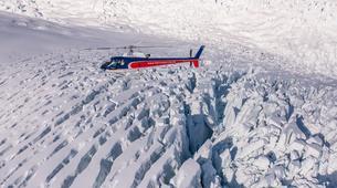 Helicoptère-Glacier Franz Josef-Twin Glacier helicopter flight from Franz Josef Glacier-3