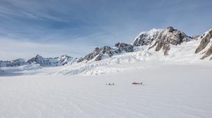 Helicoptère-Glacier Franz Josef-Scenic helicopter flight from Fox Glacier-5