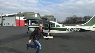 Skydiving-Le Havre-Tandem Skydive between Etretat and Le Havre-2