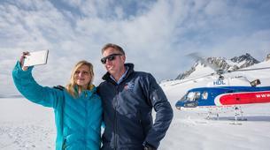 Helicoptère-Glacier Franz Josef-Twin Glacier helicopter flight from Franz Josef Glacier-6