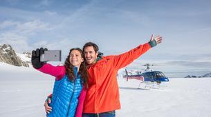 Helicoptère-Glacier Franz Josef-Scenic helicopter flight from Fox Glacier-4