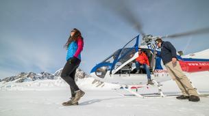 Helicoptère-Glacier Franz Josef-Scenic helicopter flight from Fox Glacier-2