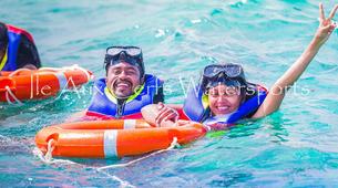 Snorkeling-Ile Maurice-Excursion Snorkeling dans la côte Sud-Est de l'île Maurice-3