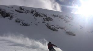 Ski touring-Val d'Isère, Espace Killy-Ski touring in Val d'isère, Espace Killy-8