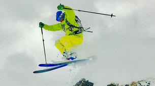 Ski Hors-piste-Chamonix Mont-Blanc-Journée Ski Hors-Piste à Chamonix-2