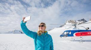 Helicoptère-Glacier Franz Josef-Twin Glacier helicopter flight from Franz Josef Glacier-5