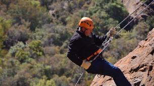 Abseiling-Pretoria-Abseiling and rap jumping in Cullinan near Pretoria-5