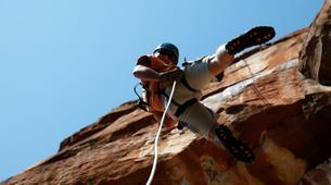 Abseiling-Pretoria-Abseiling and rap jumping in Cullinan near Pretoria-4