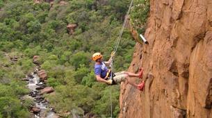 Abseiling-Pretoria-Abseiling and rap jumping in Cullinan near Pretoria-3