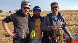 Paragliding-Cape Town-Basic paragliding licence course in Cape Town-2