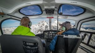 Helicopter tours-Aoraki / Mount Cook-Alpine Explorer heli tour from Glentanner-3