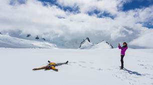 Helicoptère-Glacier Fox-Fox Glacier heli flight to Mount Cook-5