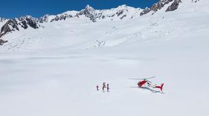 Helicoptère-Glacier Fox-Fox Glacier heli flight to Mount Cook-2