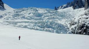 Ski Hors-piste-Chamonix Mont-Blanc-Descente de la Vallée Blanche à Ski, Chamonix-4