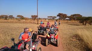 Quad biking-Pretoria-Quad safari excursion in Cullinan near Pretoria-5