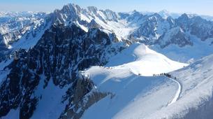 Backcountry Skiing-Chamonix Mont-Blanc-Backcountry skiing in the Vallée Blanche, Chamonix-1