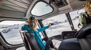 Helicoptère-Glacier Franz Josef-Scenic helicopter flight from Fox Glacier-3