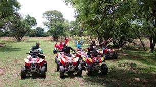 Quad biking-Pretoria-Quad safari excursion in Cullinan near Pretoria-6