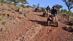 Quad biking-Pretoria-Quad safari excursion in Cullinan near Pretoria-4