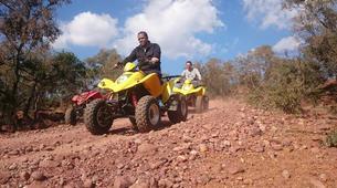 Quad biking-Pretoria-Quad safari excursion in Cullinan near Pretoria-3