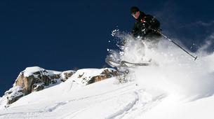 Ski touring-Val d'Isère, Espace Killy-Ski touring in Val d'isère, Espace Killy-5