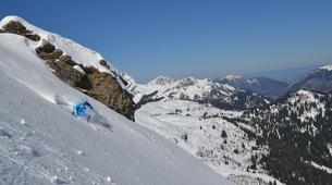 Ski touring-Châtel, Portes du Soleil-Backcountry skiing in Châtel, Portes du Soleil-4