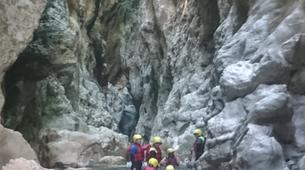 Canyoning-Grevena-Canyoning excursions near Grevena-4