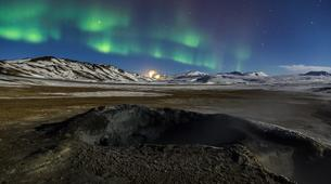 4x4-Northeastern Region of Iceland-4x4 excursions from Lake Myvatn in Northeastern Iceland-4