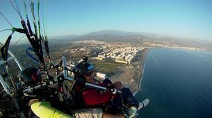 Paramotoring-Malaga-Tandem paramotoring flight near Malaga-6