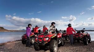 Quad-Ragusa-Quad excursions in the area of Passo marinaro, Sicily-1