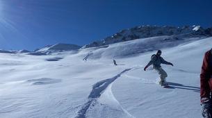 Ski Hors-piste-Val d'Isère, Espace Killy-Journée Ski et Snowboard Hors-Piste à Val d'Isère-5