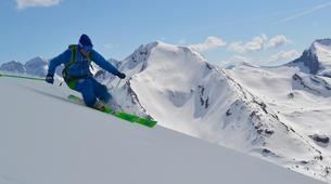 Ski touring-Châtel, Portes du Soleil-Backcountry skiing in Châtel, Portes du Soleil-2