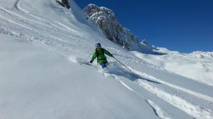 Backcountry Skiing-Val d'Isère, Espace Killy-Backcountry skiing and snowboarding day trip in Val d'Isère-3