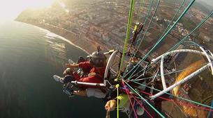 Paramotoring-Malaga-Tandem paramotoring flight near Malaga-2