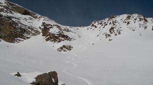 Backcountry Skiing-Alpe d'Huez Grand Domaine-Backcountry skiing session in Grandes Rousses, Alpe d'Huez-6