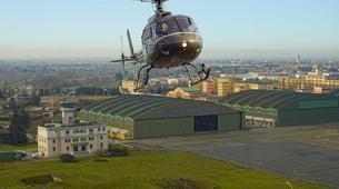Helicoptère-Toulouse-Vol en Hélicoptère à Muret près de Toulouse-1