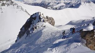 Ski touring-Monetier, Serre-Chevalier-Ski and snowboard touring in Monetier, Serre Chevalier-4