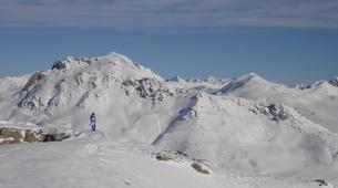 Backcountry Skiing-Monetier, Serre-Chevalier-Backcountry skiing and snowboarding in Monetier, Serre Chevalier-1