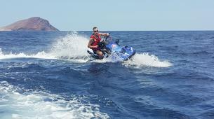 Jet Ski-El Médano, Tenerife-Jet ski rentals and excursions in Marina San Miguel near Las Galletas-3