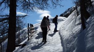 Ski touring-Monetier, Serre-Chevalier-Ski and snowboard touring in Monetier, Serre Chevalier-8