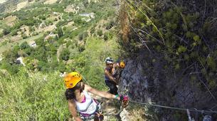 Via Ferrata-Marbella-Via ferrata Tajo de Ronda near Marbella-4